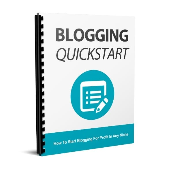 how to create a profitable blog step by step