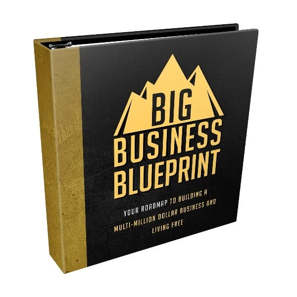 how to build a big online business fast