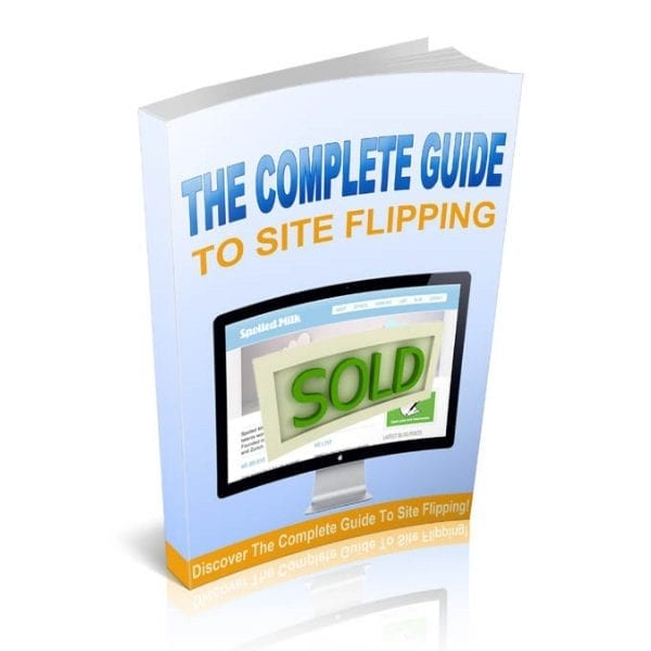 how to make money flipping domains and websites
