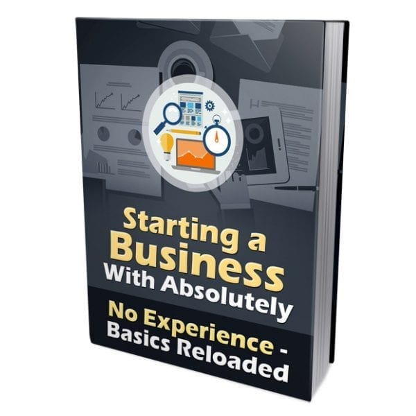 start your own business book pdf
