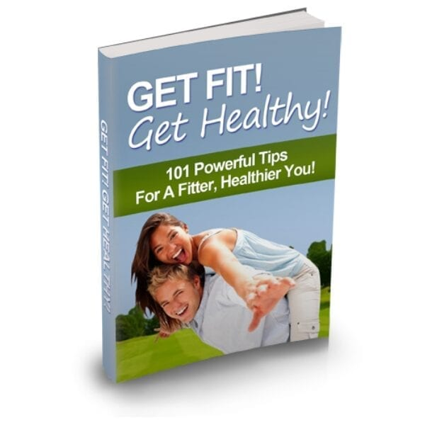 how to get fit and healthy fast