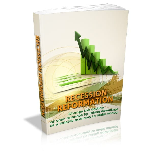 how to set up your finances to be recession proof