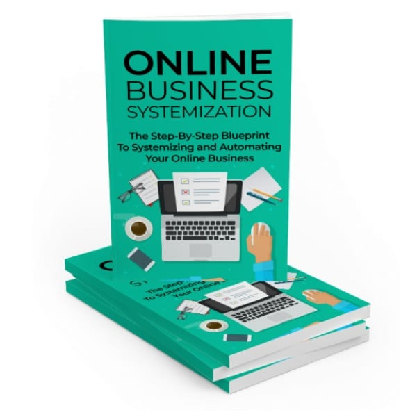 how to systemize an online business fast