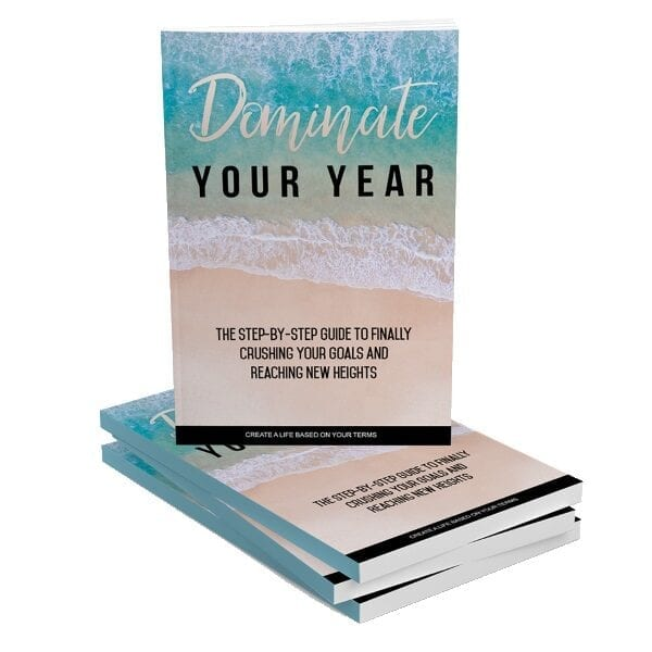 learn how to dominate your year