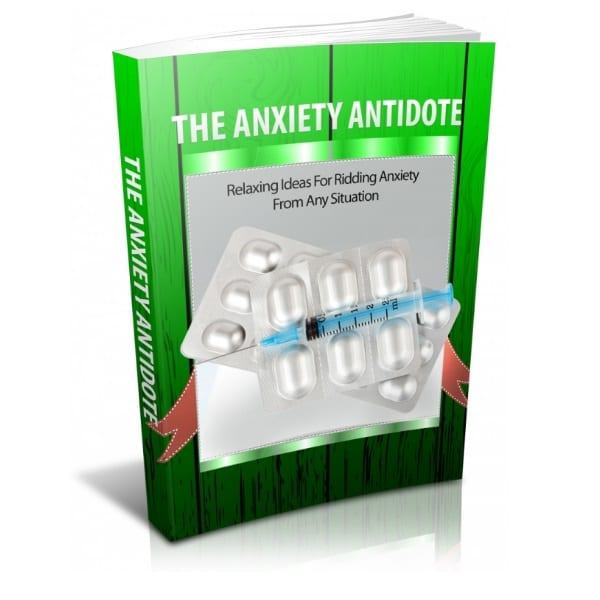 learn how to rid yourself of anxiety fast and easy