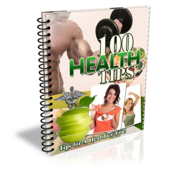 top 100 health tips and hacks