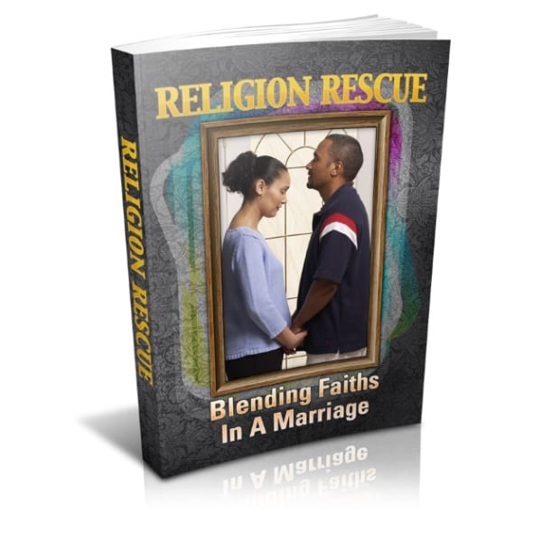 how to blend faiths in marriage
