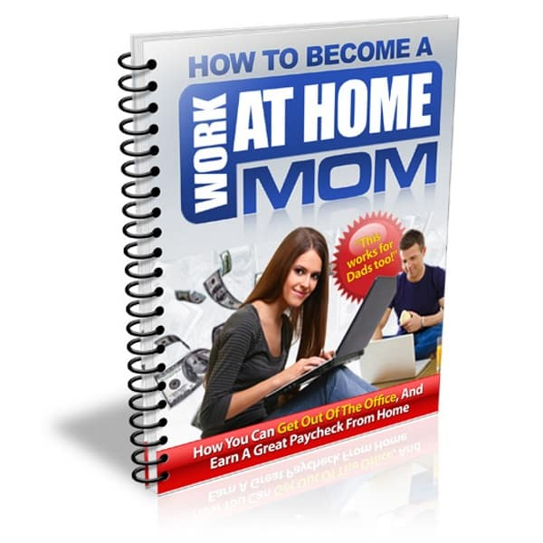 how to be a stay at home mom and earn money
