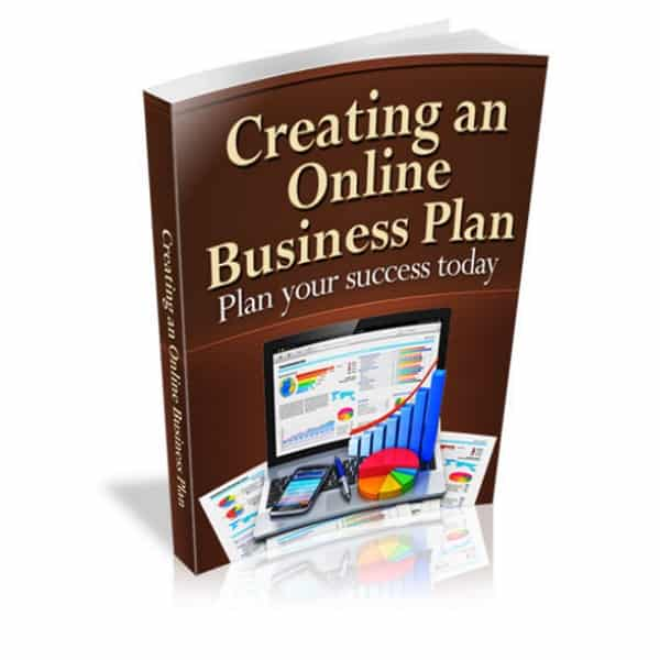 how to make money online business plan
