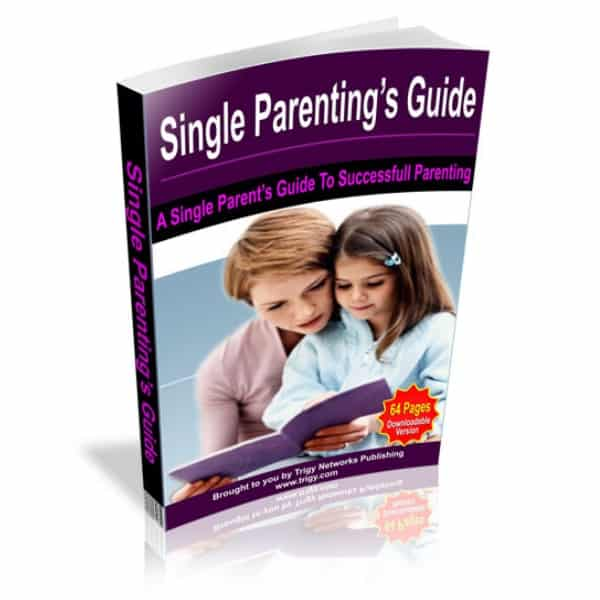 newly single mom what to do
